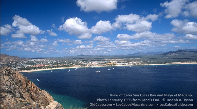 Cabo San Lucas Harbor and Bay Views
