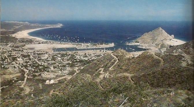 Cabo San Lucas Marina 1980s