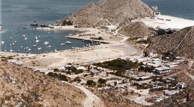 Cabo San Lucas Marina 1970s