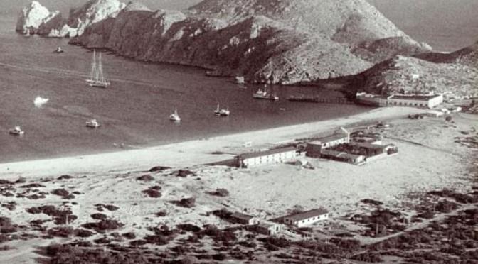Cabo San Lucas Harbor 1966