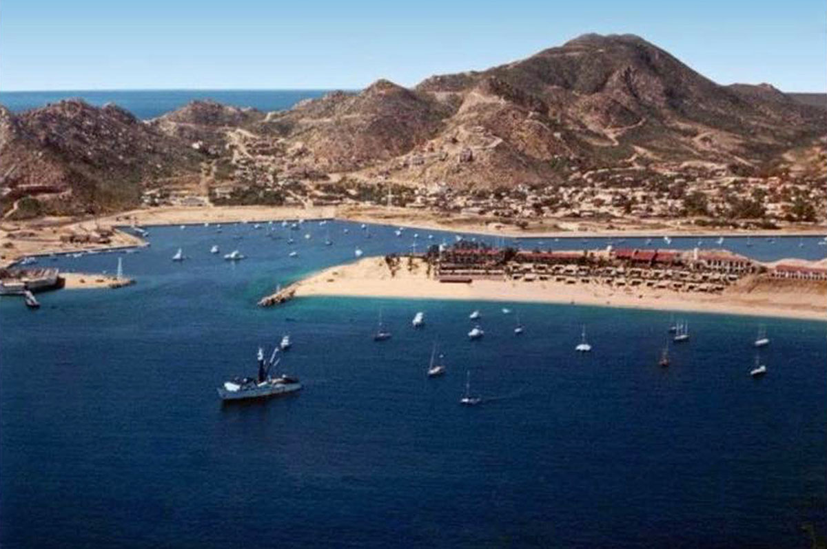 Hacienda Beach Resort, Cabo San Lucas. Date and owner unknown. Please contact me.