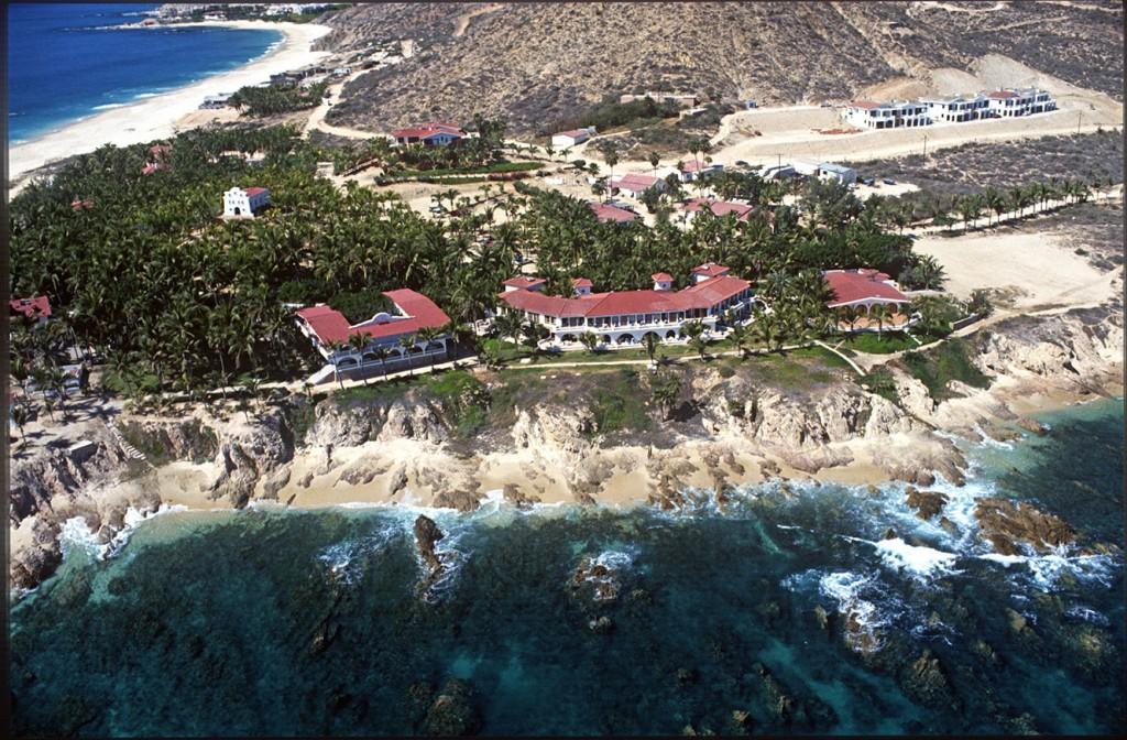 Palmilla Resort, 1993 Aerial view