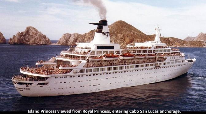 Cruise Ships visiting Cabo San Lucas