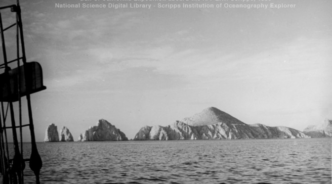 Land's End Cabo Scripps Expedition 1939