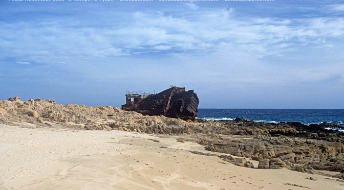 old-shipwreck-beach-cabo-nov-1989