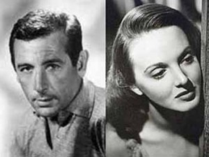 Abelardo L. Rodriguez Montijo and Lucille Bremer