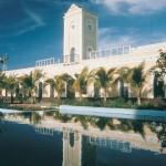 Municipal Building in San Jose del Cabo. Photo by Joseph A. Tyson.