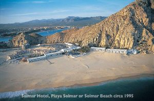 Playa Grande Resort, Hotel Solmar and Solmar Beach c1995