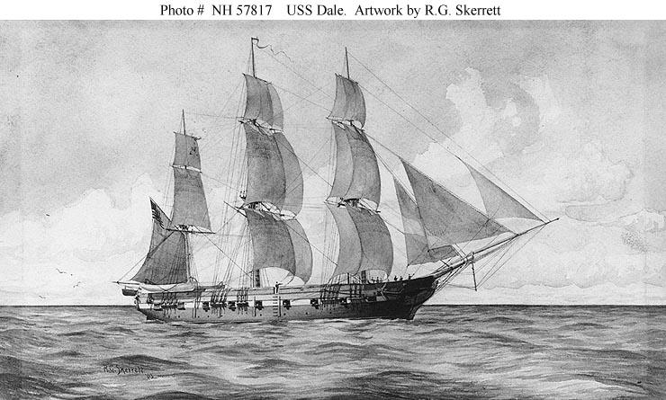 USS_Dale_(1839)