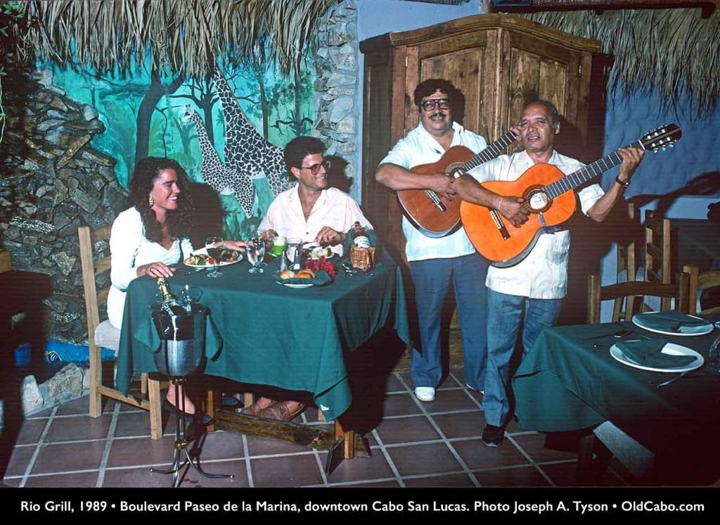 Rio Grill Cabo San Lucas 1989