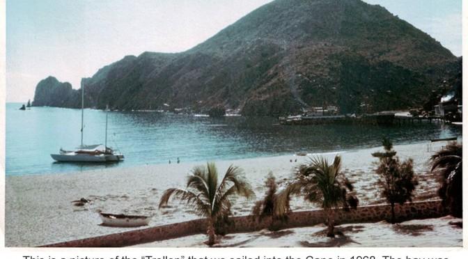 Cabo San Lucas Harbor 1968