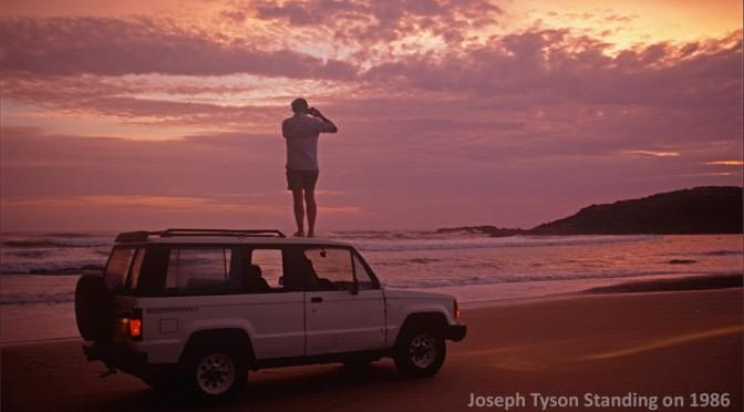 Tyson Sunset 1990