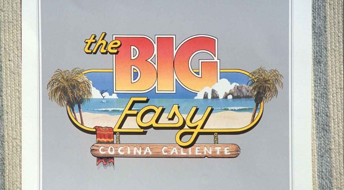 The Big Easy Restaurant Bar 1990