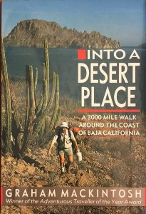 Into a Desert Place by Graham MacKintosh