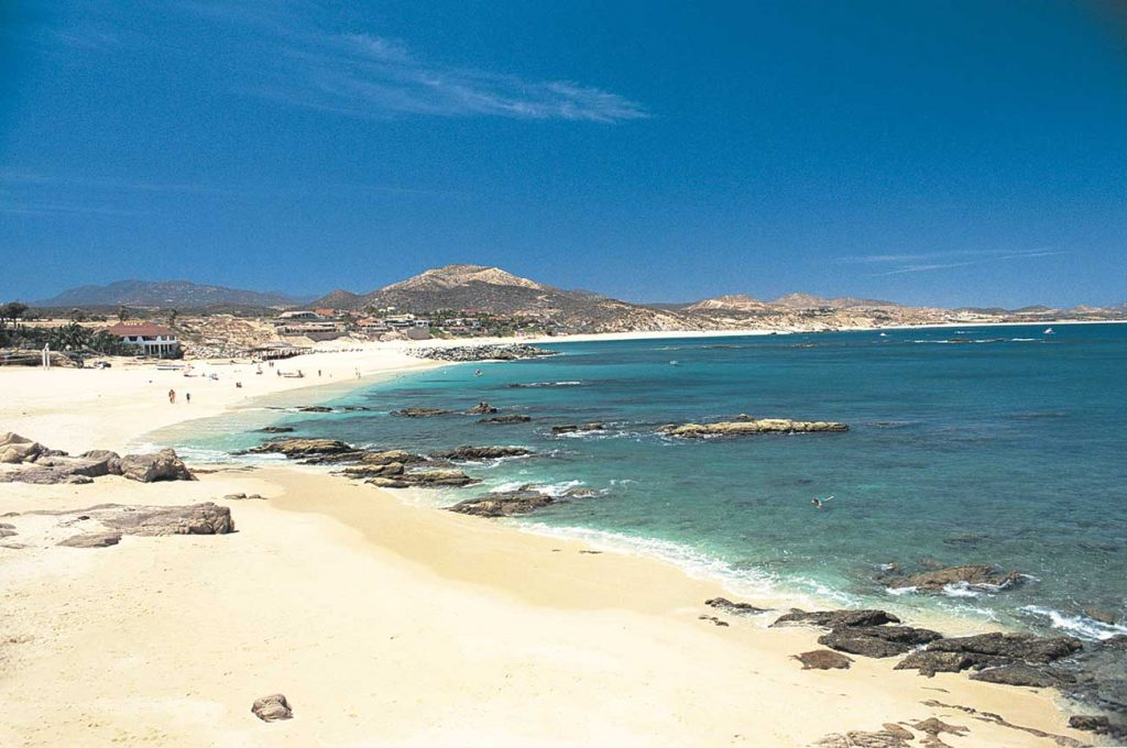 Palmilla Beach San Jose del Cabo, circa 1990