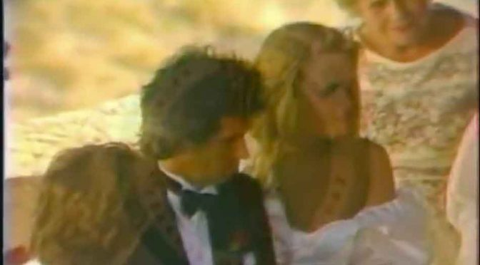 Keith Richards, Patti Hansen Wedding Cabo San Lucas 1983