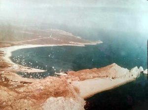 Aerial view of Cabo in the early 1970s. Courtesy Latitude-22