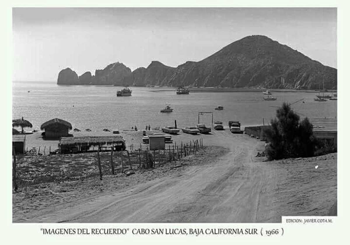 Cabo San Lucas 1966, Edicion: Javier Cota M.