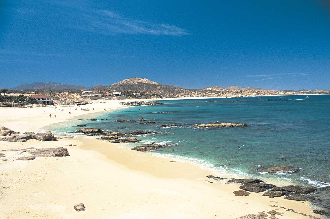 Palmilla Beach San Jose Del Cabo Circa 1990